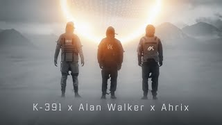 K-391, Alan Walker & Ahrix - End of Time