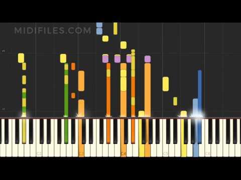 Be Mine / Ofenbach (MIDI Karaoke instrumental version tutorial)