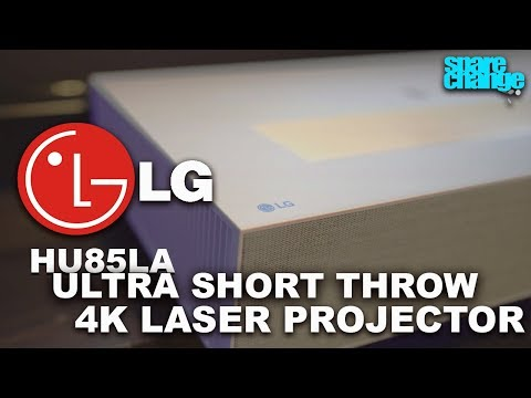 External Review Video EcQVqOmlmew for LG CineBeam 4K UHD Projectors (HU85LA Laser & HU70LA LED)