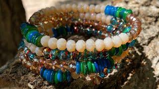 How To Make Jewelry: Memory Wire Bracelet