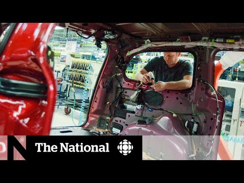 Tariffs would be catastrophic for Canada's auto industry: industry report