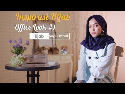 Inspirasi Hijab Tiga Trik Berhijab Simpel