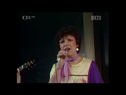 Věra Martinová - Noční blues (Cry Myself To Sleep) LIVE /1987/