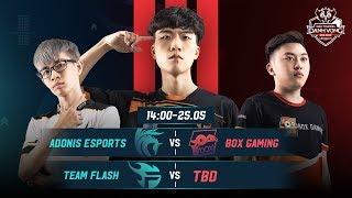Chung kết Đấu Trường Danh Vọng Xuân 2019 -  Box Gaming vs Team Flash