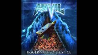 ANVIL Juggernaut Of Justice - FukenEh!