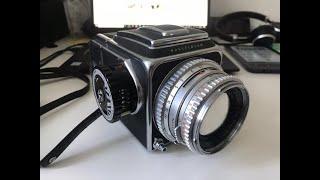 Developing medium format (120) film at home