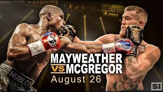 Трейлер к бою Floyd Mayweather vs Conor McGregor