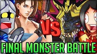 LAST STAND OF NERGIGANTE - Teppen - Monster Hunter Card Game! (Rage VS Hollow) #teppen #ad
