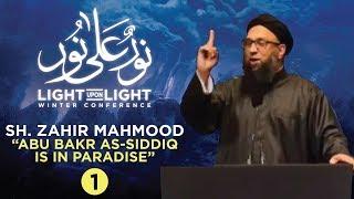 Sh. Zahir Mahmood - Abu Bakr as-Siddiq - Pt. 1