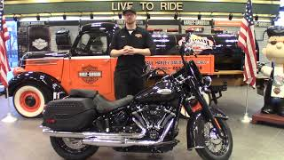 2021 Harley-Davidson Heritage Softail 114 Overview - St. Paul Harley-Davidson - St. Paul, Minnesota