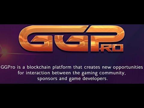 Обзор проекта GGPRO.io