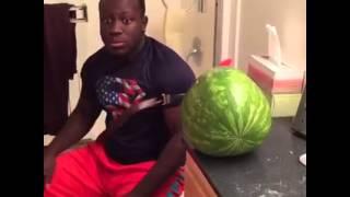 Vine Video - Addicted To Watermelon
