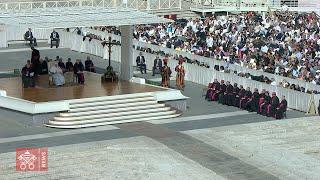 Papa Francesco prega per quanti sono colpiti dall'Alzheimer