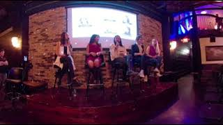 Empowering Women within the Cryptocurrency Space (360° VR)