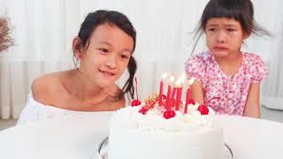 小梨6歲生日