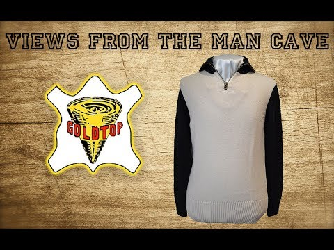 Goldtop – 1920's Motorcycle Racing Sweater review