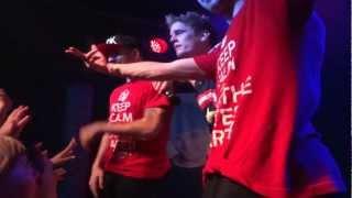 """Aaron Carter"""" Aaron's Party (Come Get It)"""" Jammin Java 3/10/13"""