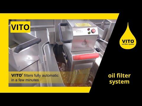 VITO 50 Oil Filter Machine