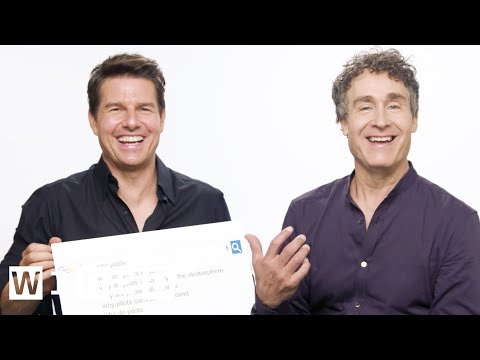 Tom Cruise & Doug Liman Answer the Web's Most Searched Questions | WIRED