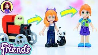 What did Lego Friends look like when they were Little Kids? Meet the Little Lego Friends 👋