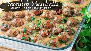 healthy meatball recipe with coconut flour