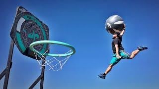 TOP 95 Ultimate Basketball TRICK SHOTS CHALLENGE Video! (BEST Basketball Trick Shot Compilation)