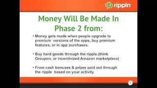 Как Заработать Деньги в Rippln