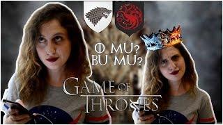 Game of Thrones O Mu Bu Mu? | Daenerys mi Tyrion mı?