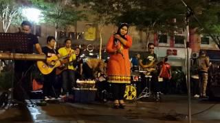 Khushiyan Aur Gham-Nadia Fharshah Dilhanaridz Feat Retmelo Buskers,suara Menusuk Kalbu