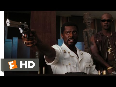 Lord of War (6/10) Movie CLIP - Meet President Andre (2005) HD