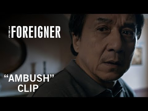 The Foreigner (Clip 'Ambush')