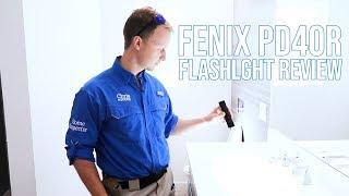 Fenix PD40R Flashlight Review