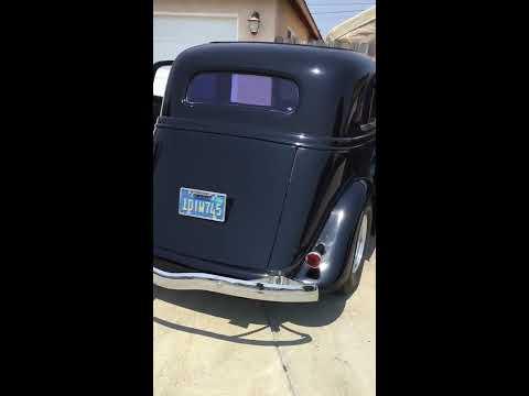 Video of '34 Victoria - O9EO