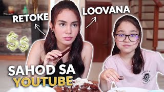MUKBANG + ANSWERING YOUR QUESTIONS!   IVANA ALAWI