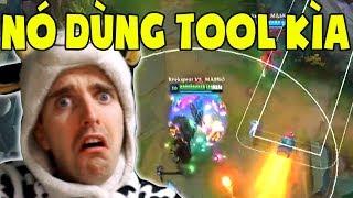 Thanh niên đã dùng tool mà vẫn dám stream, LLStylish bị mất luôn tướng Zed khi đang combo