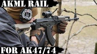 AKML M-lok Rail for AK47/74 from TDI