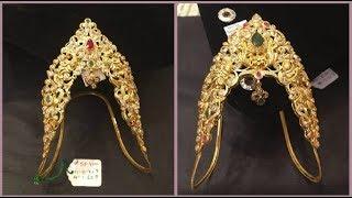 GOLD ARAVANKI/BAJUBAND DESIGNS FOR WEDDING || SOUTH INDIAN BRIDAL JEWELLERY