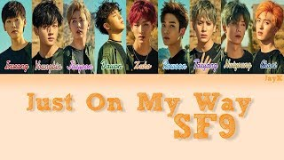 SF9 - Just on my way