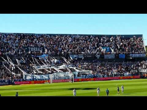 """""En la cancha de Quilmes los mejores momentos.."" QAC 1 Velez 1 TI13-F14"" Barra: Indios Kilmes • Club: Quilmes"