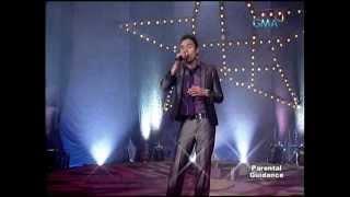 Dahil Mahal Na Mahal Kita - Zacariah - Live on GMA (Channel 7)