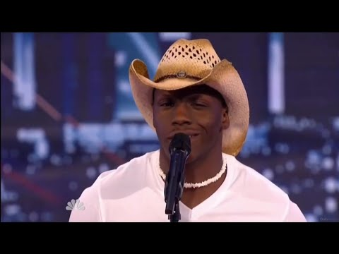 Lil Nas X Sings Old Town Road On America's Got Talent