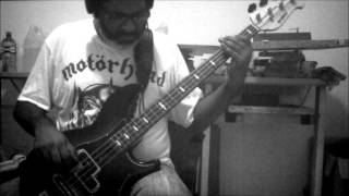 ANTHRAX * THIS IS NOT AN EXIT * BASS COVER