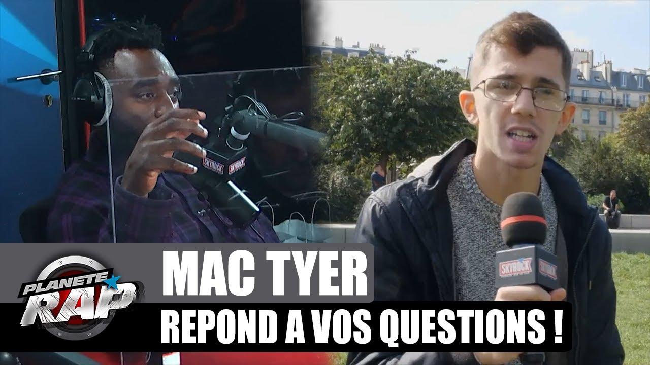 Le RAP c'était MIEUX AVANT ? Mac Tyer répond à VOS questions ! #PlanèteRap