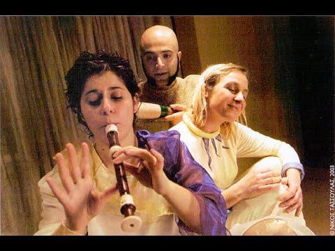 Προεσκόπηση βίντεο της παράστασης Τέσσερις αχτίδες συν μία ή Το μεγάλο μπλουμ του Μπρίλη.