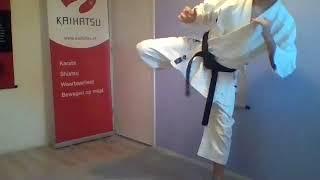 Mawashi-geri | beide benen afwisselend