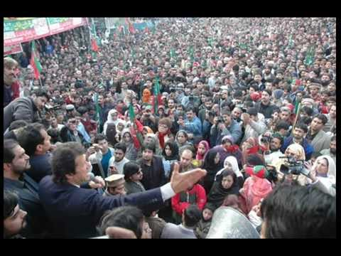 PTI Imran Khan Song