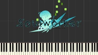 SoulWorker Main Theme Piano