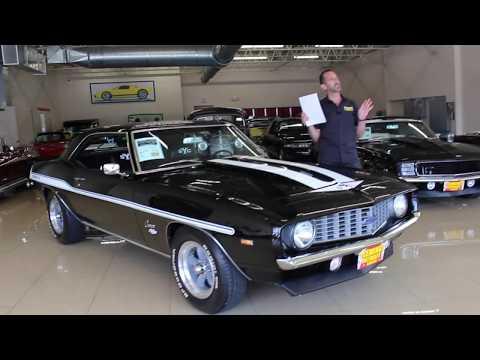 Video of '69 Camaro - QD9C