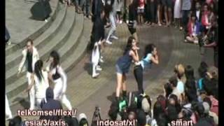 Gambar cover CINTA LAURA - CINTA ATAU UANG live from Ciwalk Bandung