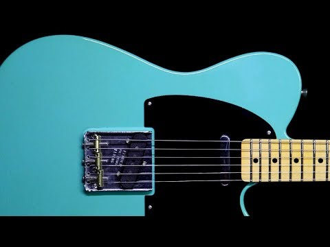 Upbeat Indie Rock Guitar Backing Track Jam in D